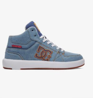 Женские кеды University Plus TX SE DC Shoes
